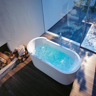 Les baignoire lots jacuzzi et spa for Taille baignoire balneo