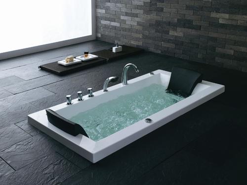 baignoire ilot balneo 08 tout sur la baignoire. Black Bedroom Furniture Sets. Home Design Ideas