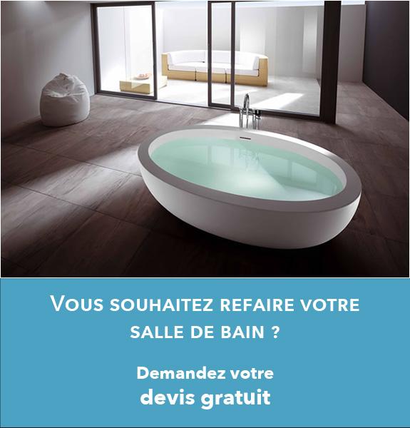 Tout sur la baignoire - Découvrez l'univers de la baignoire